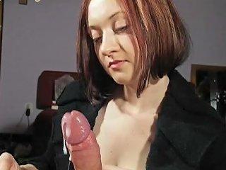3 Cumshots For Maya Fun Free Mayas Handjobs Porn Video 05