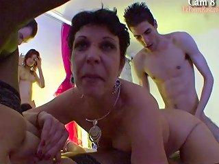 Camera Espion Soiree Privee French Spycam 417 Free Porn 4e